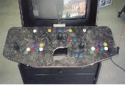 Once the buttons and joysticks have been mounted