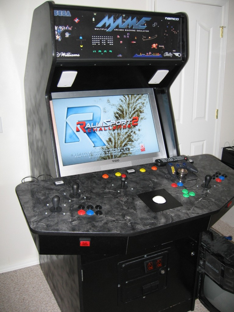 Ultimate MAME: Monitor
