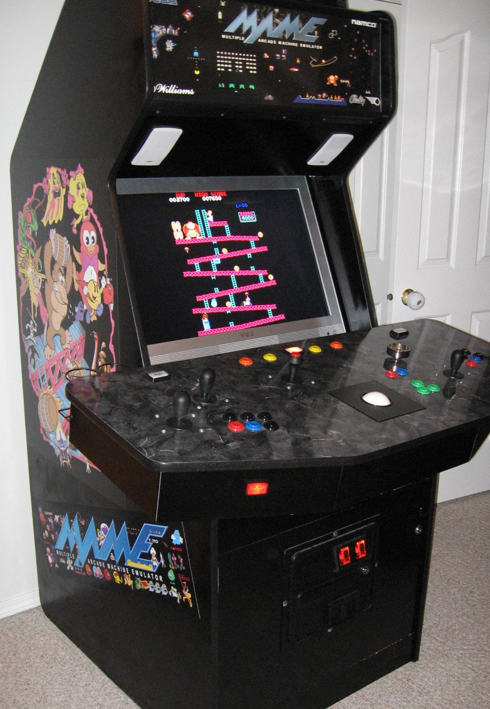 Ultimate Mame Cabinet Blogs